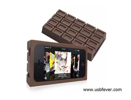 weird-choclate-style-iPhone-case