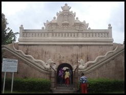 Indonesia, Jogykarta, Water Castle, Swimming Pool, Entrance, 14 January 2013 (1)