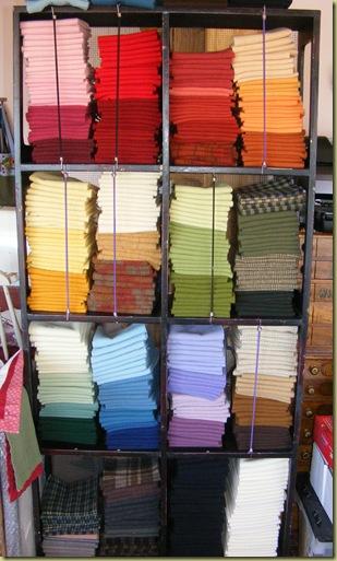 Wool Rack