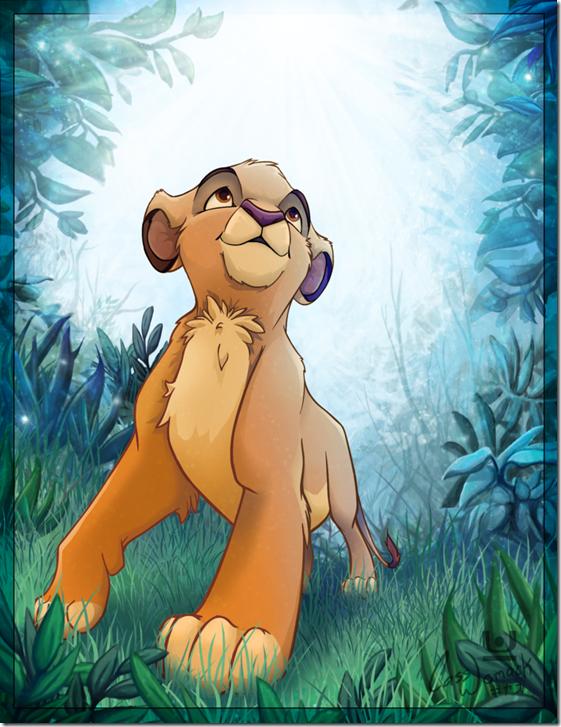 El Rey León,The Lion King,Simba (2)