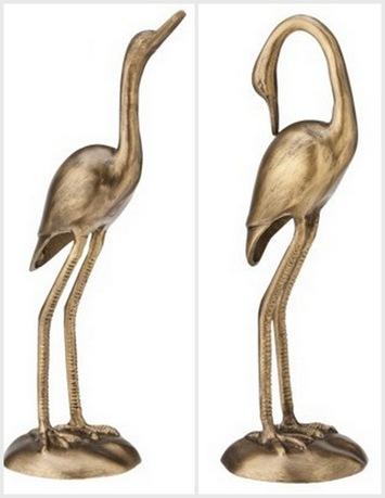 Brass Egrets