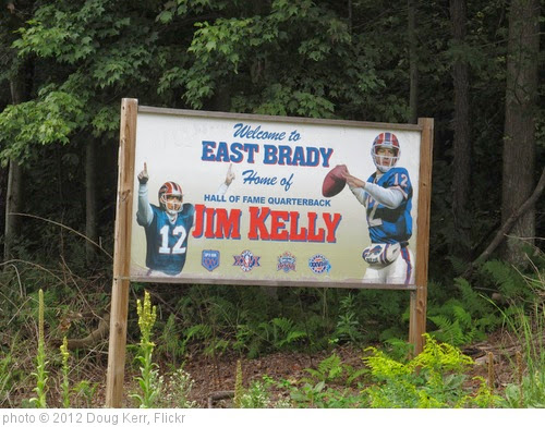 'East Brady, Pennsylvania' photo (c) 2012, Doug Kerr - license: https://creativecommons.org/licenses/by-sa/2.0/