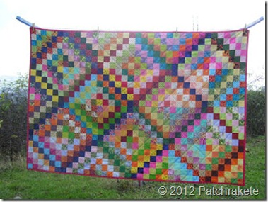 Quilt043_Scrappy Trip around the world fertig (Large)