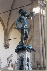 Perseus and head of Medusa (Small)