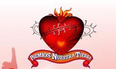 Los nominados a Premios Nuestra Tierra 2012