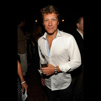 Jon Bon Jovi attends 2011 Apollo in the Hamptons 1