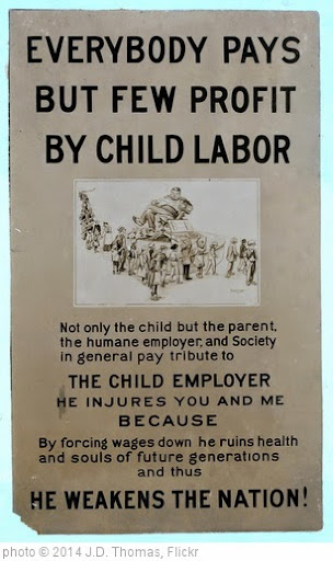 'National Child Labor Committee Materials' photo (c) 2014, J.D. Thomas - license: https://creativecommons.org/licenses/by-sa/2.0/