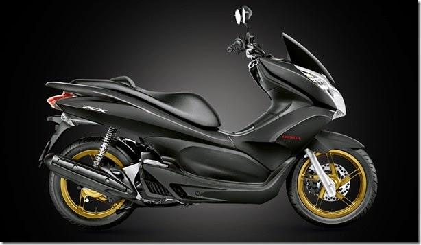 Honda PCX 2