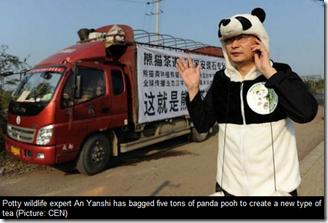 Tahi panda