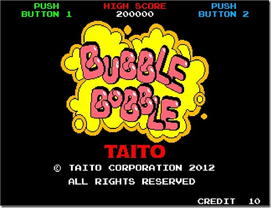 Bubble Bobble remake (1)