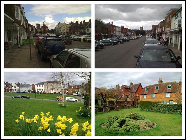 6 Marlborough High str and houses