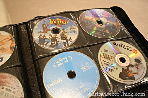 get rid of dvd cases