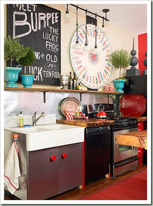 fun kitchen bhg