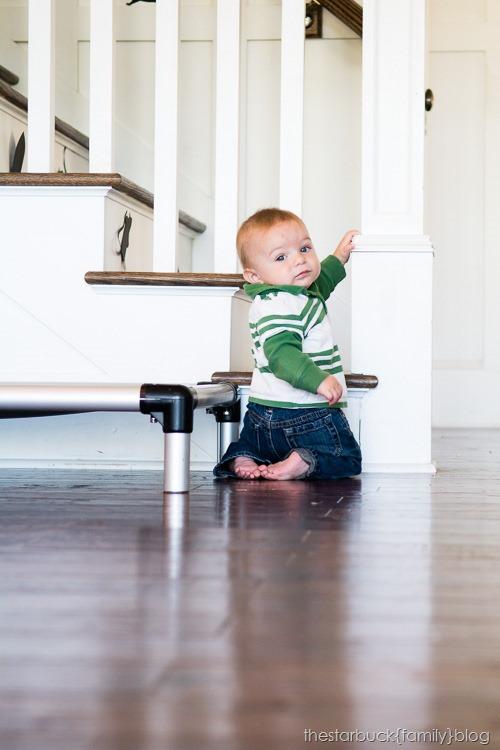 Ethan kneeling with Simon blog-7