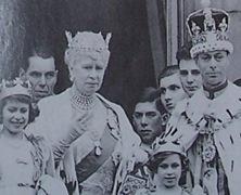 couronnement george VI 1937