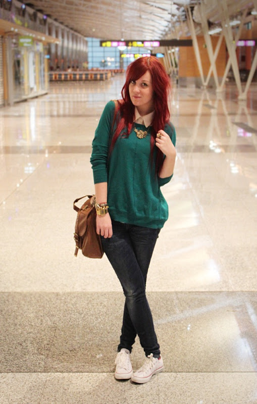 Outfit–Barajas airport