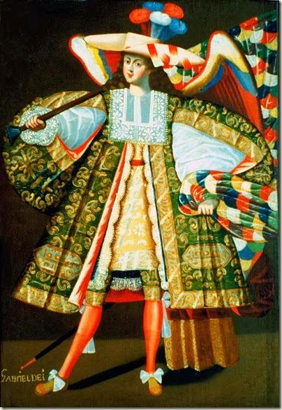 Maître de Calamarca, Gabriel Dei