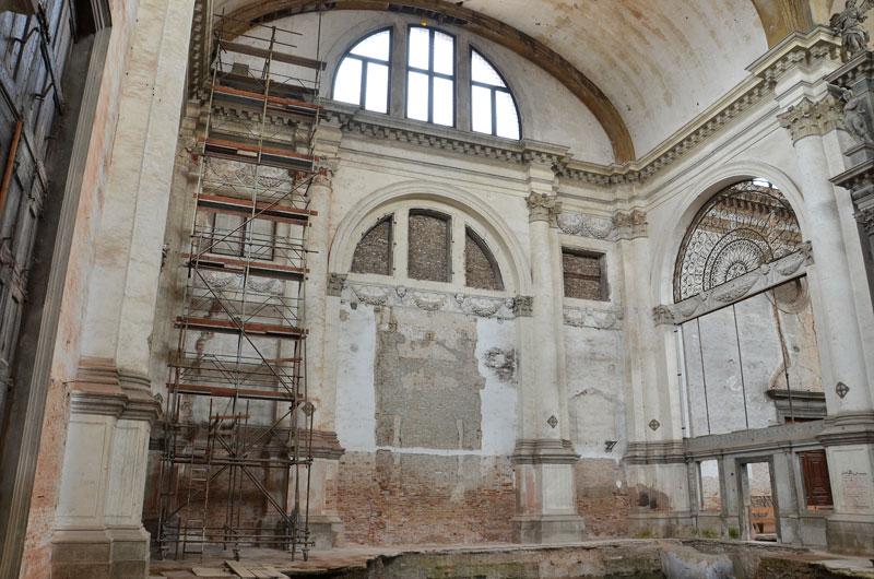 Chiesa di S Lorenzo Venezia 2