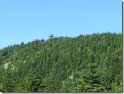 Fire Tower in Acadia