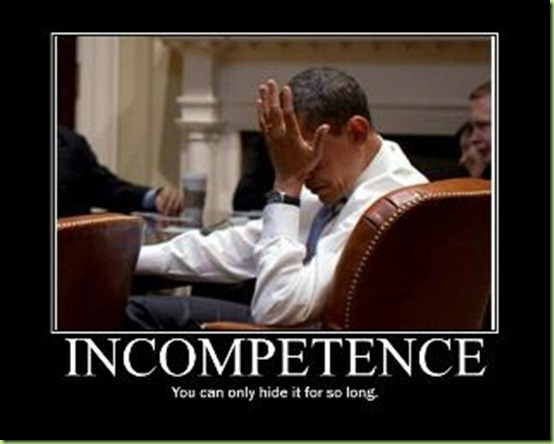 Obama-incompetence