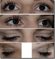 Rímel - Mascara para olhos 2 em 1 efeito cílios postiços Flamingo4