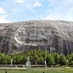 Stone Mountain in Atlanta