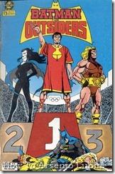 P00003 - Batman y los Outsiders #11