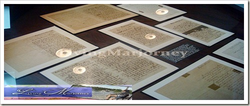 The Lopez Museum and Library: Rizal's Letters