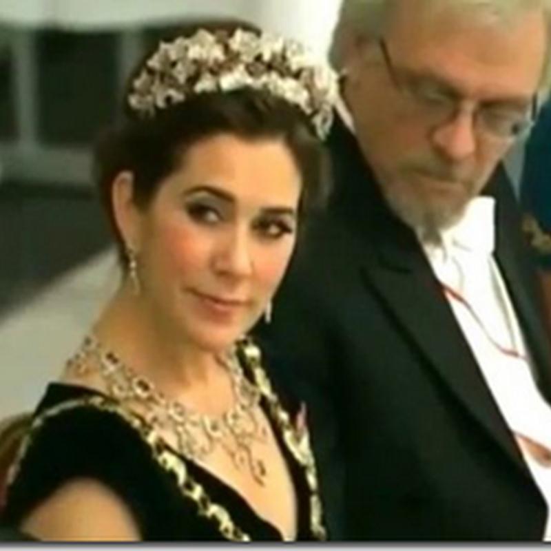 Suami Perdana Menteri Finland kantoi mengintai Puteri Mahkota Denmark