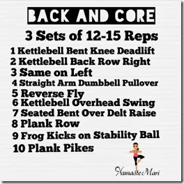 Back and Core