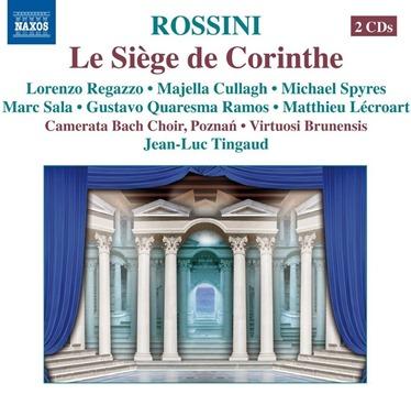 Gioachino Rossini: LE SIÈGE DE CORINTHE [NAXOS 8.660329-30]