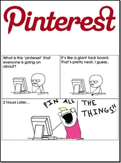 pinterest crazy