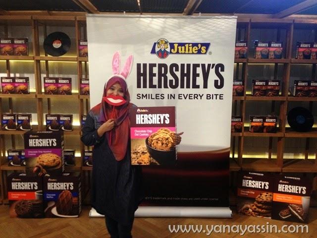 Hershey's Julies Cookies Sedap