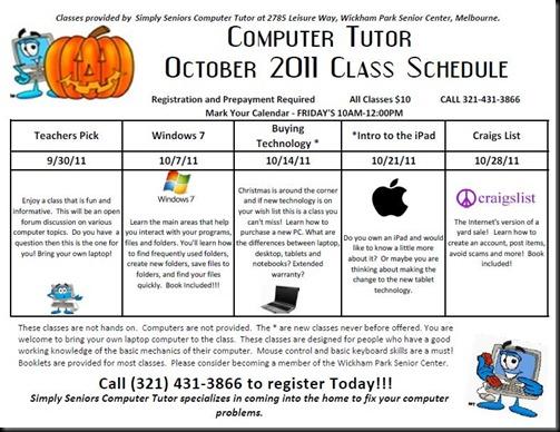Wpsc  Oct 2011 PHOTO schedule