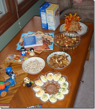 Thanksgivng Appetizers