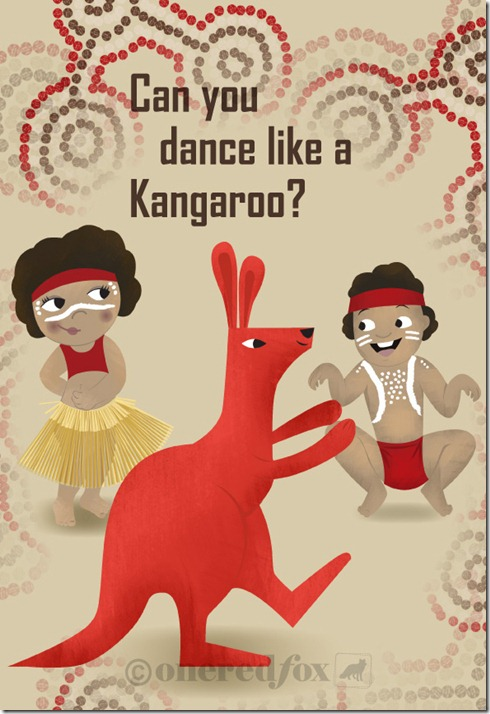 Can you Dance like a kangarool