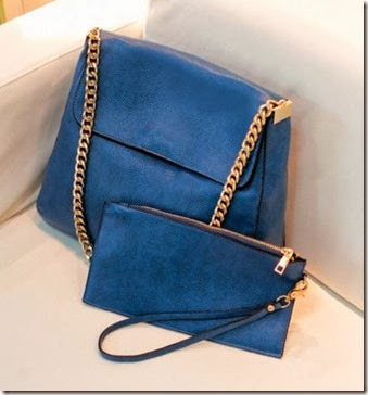 ID 6927 2 in 1 bags (219.000) - PU Leather, 29 x 32 x 14
