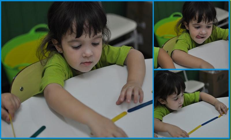 Infantil 3 manhã - Palitos9