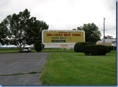 4932 Michigan - Sault Sainte Marie, MI - East Portage Avenue - Soo Locks Boat Tours Dock No. 2