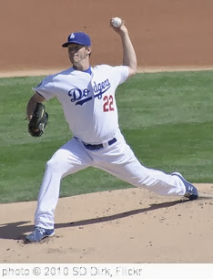 'Clayton Kershaw' photo (c) 2010, SD Dirk - license: http://creativecommons.org/licenses/by/2.0/