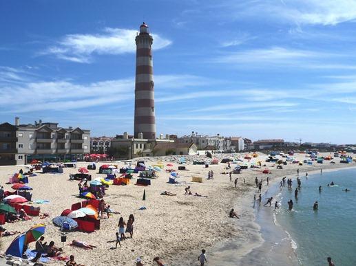 79 - Portugal - Costa Nova do Prado -praia do farol- Glória Ishizaka