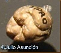 Molar de neandertal o heildebergensis del yacimiento de San Isidro - Carabanchel - Madrid