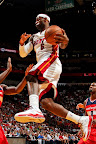lebron james nba 130106 mia vs was 04 King James Debuts LBJ X Portland PE But Ends Scoring Streak