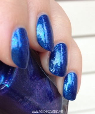 Sally Hansen Wavy Blue