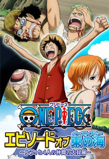 Đảo Hải Tặc: Phần Về Biển Đông - Episode of East Blue: Luffy and His Four Crewmates' Great Adventure