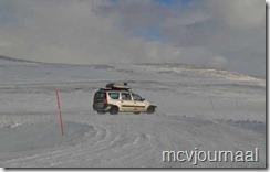 Arctic Roadtrip Erik met Dacia Logan MCV 09