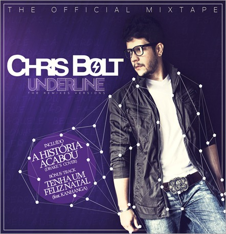CHRIS-BOLT - UNDERLINE - FRONT COVER