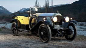 Vauxhall 1922 type OE 30-98