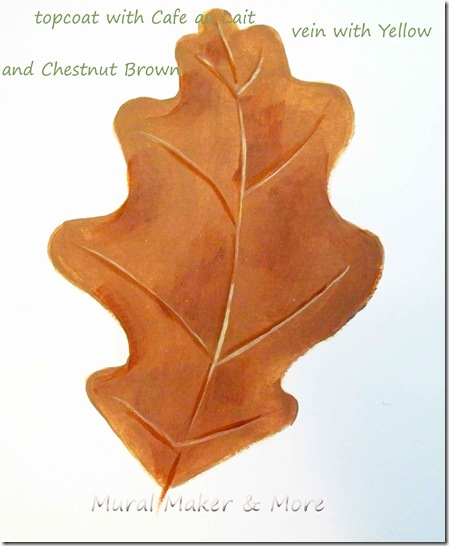 paint-simple-oak-leaf-6