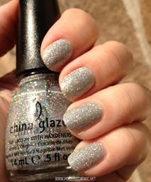 China Glaze Glistening Snow 2
